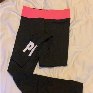 VS PINK Yoga leggings